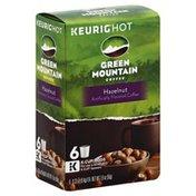 Green Mountain Coffee, Hazelnut, K-Cup Pods