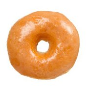 Glazed Raised Yeast Donuts