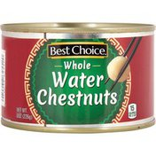 Best Choice Whole Water Chestnuts