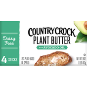 Country Crock Avocado Oil Plant Butter