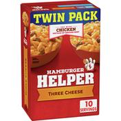 Hamburger Helper Three Cheese Twin Pack, 2 Count