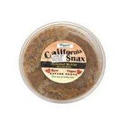 California Snax Spt Raw Almond Butter