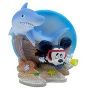 Penn-Plax Mini Mickey Shipwreck Resin Ornament