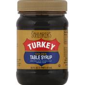 Mrs. Schlorer's Turkey® Golden Table Syrup