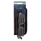Foster Grant Glasses +2.75 Leo Gun