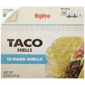 Hy-Vee Taco Hard Shells