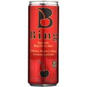 Bing Cherry Juice Energy Drink