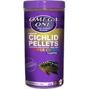 Omega One Medium Floating Cichlid Pellets