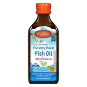 Carlson Labs Kid's The Very Finest Fish Oil, Orange