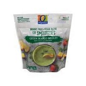 O Organics Green Mango Medley for Smoothies