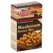 Don's Chuck Wagon Batter Mix, Mushroom