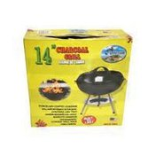 """Uetek 14"""" Barbecue Grill"""