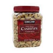 Kirkland Signature Whole Fancy Cashews, 2.5 lb