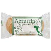 Abruzzinos Rolls, Pepperoni