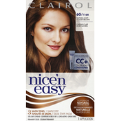 Nice 'n Easy Permanent Color, Natural Light Golden Brown 6G/116A