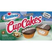Hostess Smores CupCake Multi-Pack