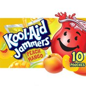 Kool-Aid Jammers Peach Mango Flavored Drink