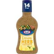 Kraft Lemon Herb Vinaigrette Salad Dressing