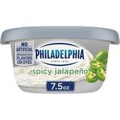 Philadelphia Spicy Jalapeno Cream Cheese Spread