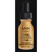 NYX Professional Makeup Drop Foundation, Classic Tan TCPDF12