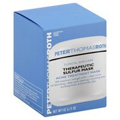Peter Thomas Roth Acne Treatment Mask, Sulfur, Therapeutic