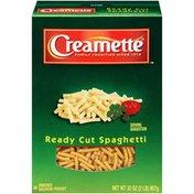 Creamette Ready Cut Spaghetti