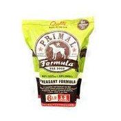 Primal Pet Foods Raw Pheasant Formula Dog Food