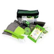 Cold Life 10 Piece Total Care Cleaning Kit for Tanks and Terarriums