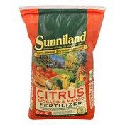 Sunniland Fertilizer, Citrus Avocado & Mango, 6-4-6