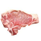 Open Nature Bone-In Pork Loin Chop