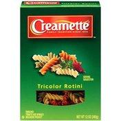 Creamette Tricolor Rotini