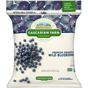 Cascadian Farm Premium Organic Wild Blueberries