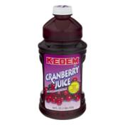 Kedem Cranberry Juice