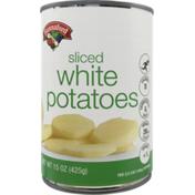 Hannaford Sliced White Potatoes