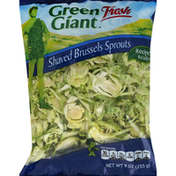 Green Giant Brussels Sprouts, Shaved