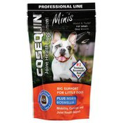 Nutramax Cosequin Minis Dog Joint Health Supplement Soft Chews for Small Breeds
