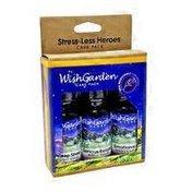 WishGarden Herbs Stress-Less Hero Care Pack