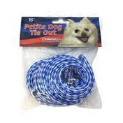 "Coastal Pet 15"" Petite Dog Tie Out"