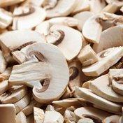 Whole Or Sliced White Mushrooms