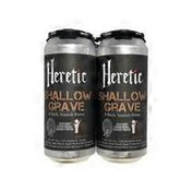 Heretic Shallow Grave American Porter