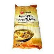 Sempio Wheat Noodle Thick Square