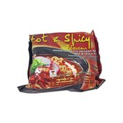 Mama Hot & Spicy Flavour Oriental Style Instant Noodles