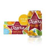 Ozarka Sparkling Water, Orange Mango