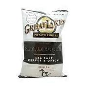 Great Lake Potato Chip Co. Kettle Cooked Potato Chip