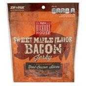 Hy-Vee Sweet Maple Flavor Bacon Jerky