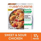 Lean Cuisine Bowls Sweet and Sour Chicken Frozen Meal