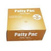 Patty Pac Patty Paper
