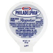 Philadelphia Cream Cheese Spread, Regular