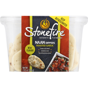 Stonefire Naan Dippers, Roasted Garlic