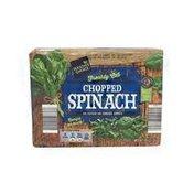 Season's Choice Freshly Cut Chopped Spinach
